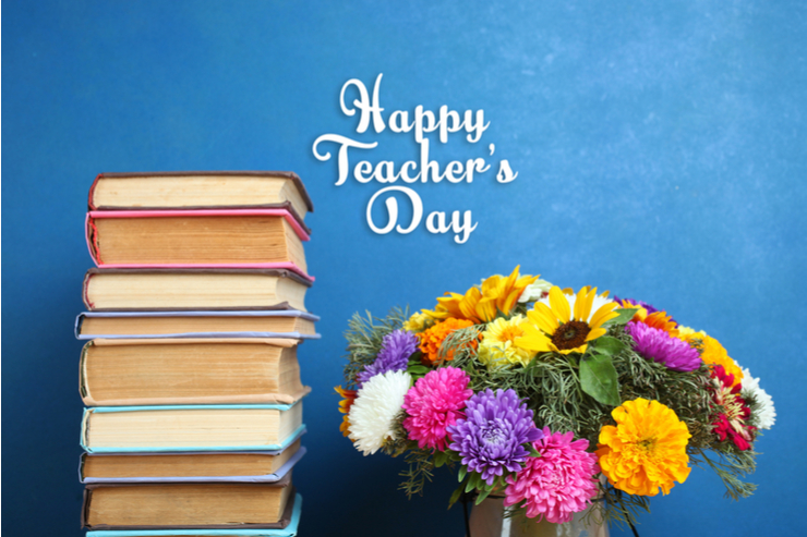 What Flowers Are Best For The Teacher's Day?